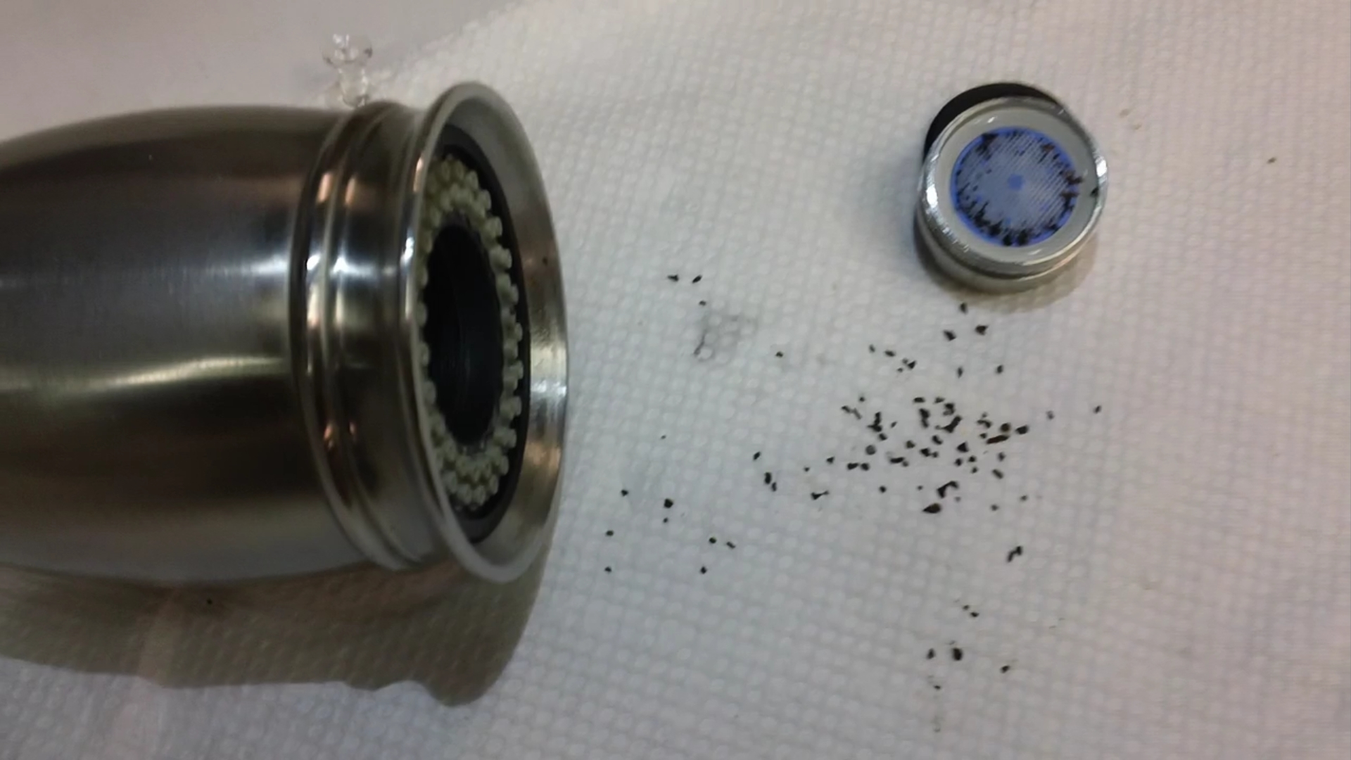 Bathroom Faucet Aerator Removal how to clean the aerator on an eclipse faucet | ano, inc. blog