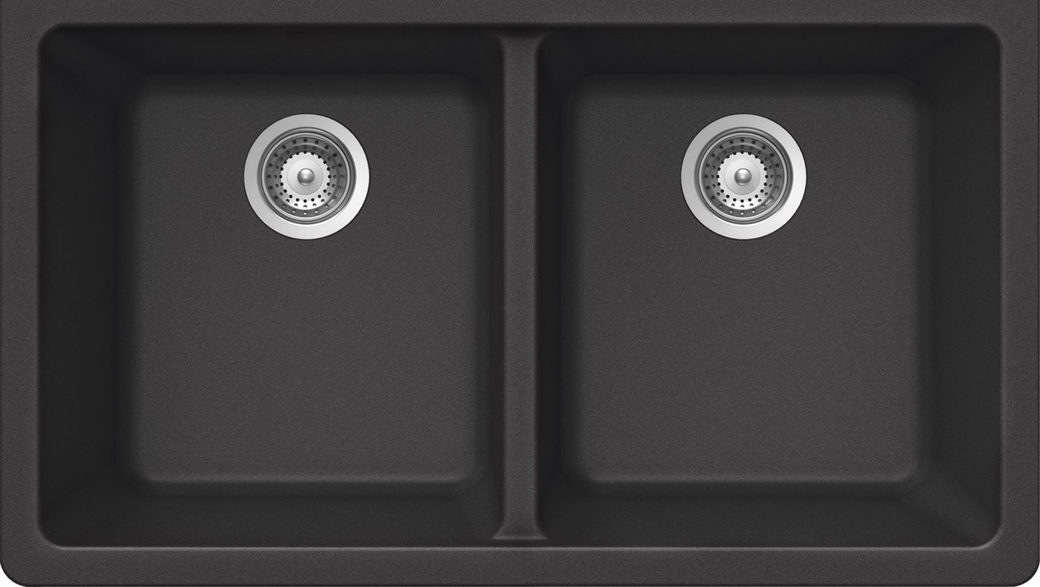granite composite sink is easy no harsh chemical ano200u midnight - Granite Composite Sinks