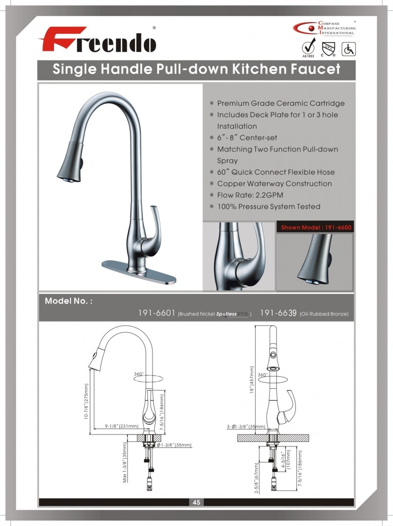 German Made Kitchen Sink Faucets - home decor - Mrsilva.us