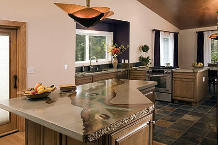 Unusual Kitchen Countertops ANO Inc Blog Midwest Distributor