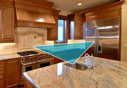 Kitchen Design Triangle the work triangle in your kitchen design | ano, inc. blog, midwest